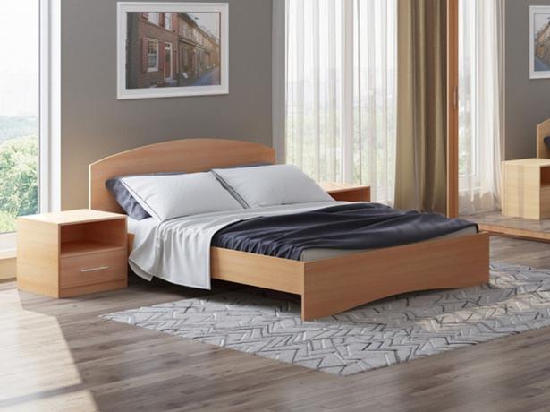 Кровать Этюд бук бавария