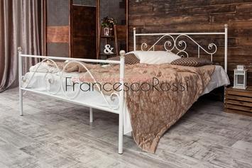 Кровать Francesco Rossi Камелия с двумя спинками