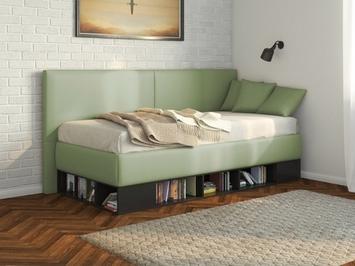 угловая кровать купить по низкой цене в интернет магазине в