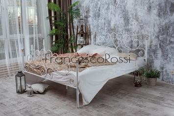 Кровать Francesco Rossi Кармен с двумя спинками