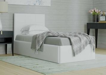 Односпальная кровать Alba с подъемным механизмом