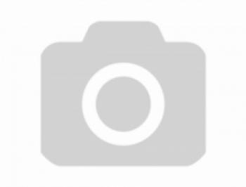 Простыня на резинке Colors фиолетовая